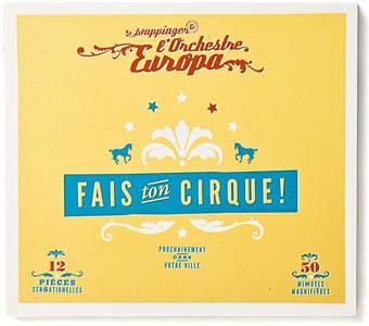 CD - Fais ton Cirque!